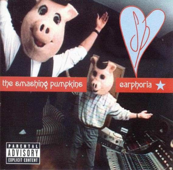smashing pumpkins earphoria